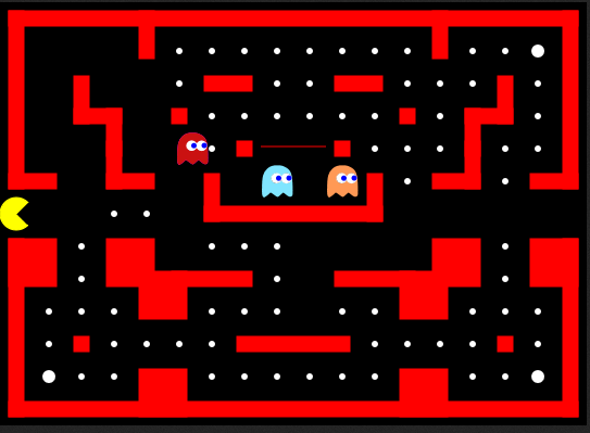 pacman in html 5 canvas
